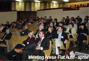 Meeting Arese AlfaRomeo - aprile