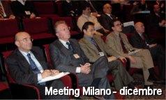 Meeting Milano - Dicembre